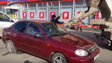 Man Gets Cheated On By Wife, Proceeds To Fill Her Car With Concrete