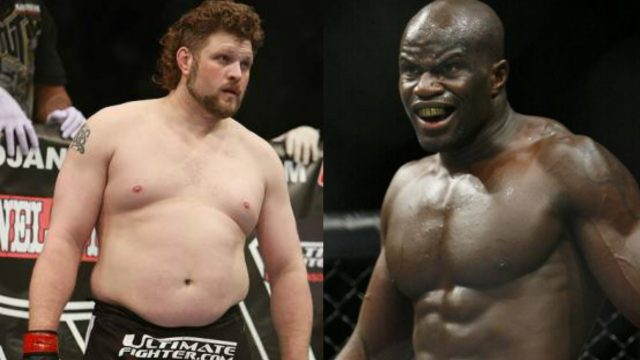 "Roy ""Big Country"" Nelson Proves You Don't Need A 6 Pack And Guns To Fight!!"