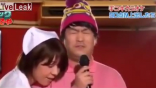 The Japanese Game Show Where Contestants Get Hand Jobs While Singing Karaoke