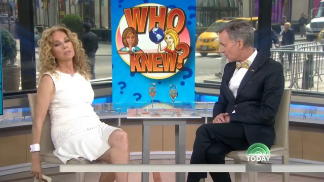 Rude Today Show Host Can't Stand Her Guest, Guest Responds