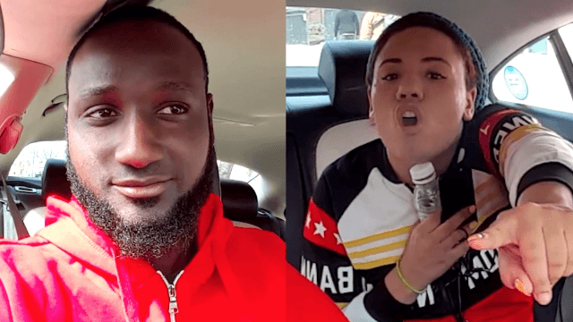 NYC Woman Goes Berserk And Tries To Blackmail Her Driver