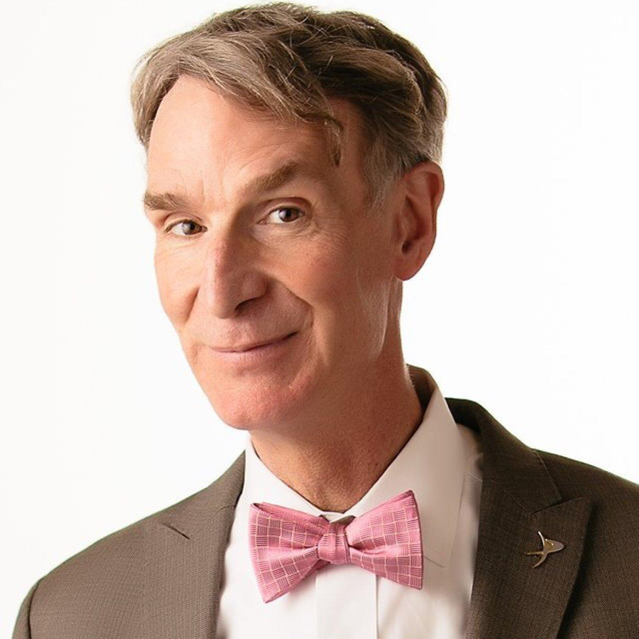 "Bill Nye, ""The Science Guy"""