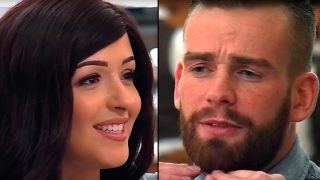 First Dates Contestant Removes Her Wig, Man's Response Goes Viral
