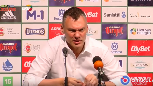 Coach's Response To Journalist Asking Why His Player Missed Finals Has Gone Viral