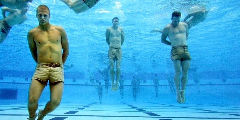 Ex Navy Seal Explains How To Survive If Someone Is Trying To Drown You