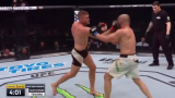 Mortal Kombat Sh*t: Alex Gustafsson Knocks Out Glover Teixeira With A Triple Uppercut Combo
