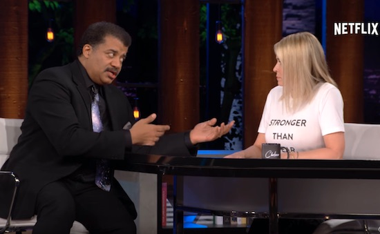 Neil DeGrasse Tyson Gets Asked If He Believes In God, The Internet Blows Up At His Response