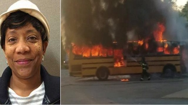 Hero Bus Driver Saves 56 School Kids From Fire