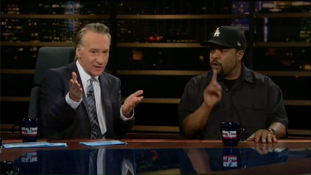 Ice Cube Calls Out Bill Maher For Using N-Word In Awkward Confrontation