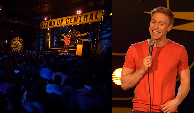 "Russel Howard Makes ""Disabled Joke"" About Audience Member, Turns Out She Is Disabled"