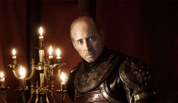 Nicholas Cage As Every Game Of Thrones Character Will Haunt Your Dreams