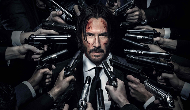 WATCH: Keanu Reeves Training Schedule for John Wick 2 Was Intense as F*ck