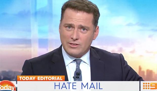 Aussie News Host Karl Stefanovic Blasts The Daily Mail