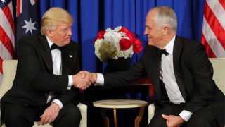 Leaked Audio Of Aussie Prime Minister Malcolm Turnbull Mocking Donald Trump