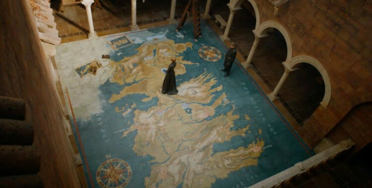 Someone Has Spotted This Incredible Hidden Game of Thrones Message