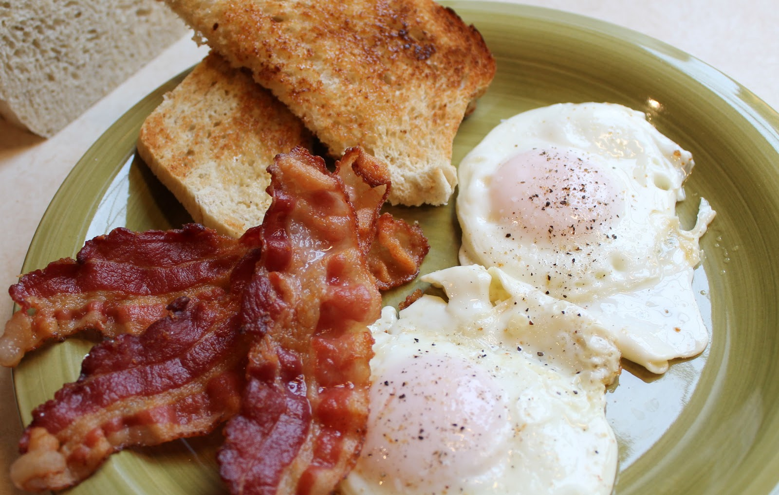Bacon is a staple of the great aussie breakkie