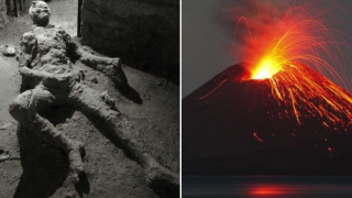 Pompeii Man Appears To Have Been Wanking As He Died From Mt Vesuvius Eruption