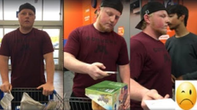 Walmart Security Guard Falsely Accuses Woman of Stealing – Immediately Regrets It