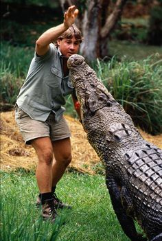 """Sit. Stay. Catch!"" (Credit: Australia Zoo)"