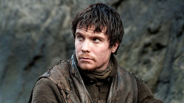 You know, Gendry? The smith who's come to pay his respects?