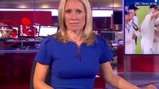 Eagle Eyed Viewers Spotted This X Rated Clip During A Live News Broadcast