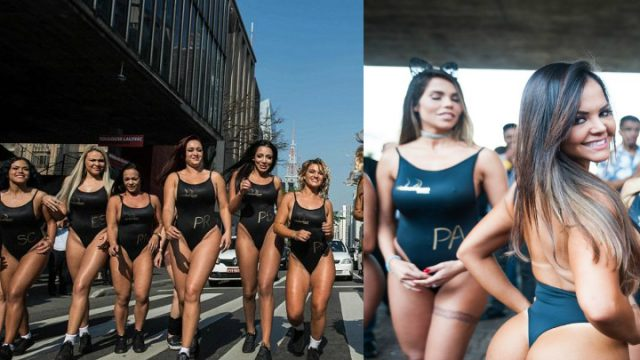 PICS: The 2017 'Miss Bum Bum' Finalists Stopped Traffic In Brazil