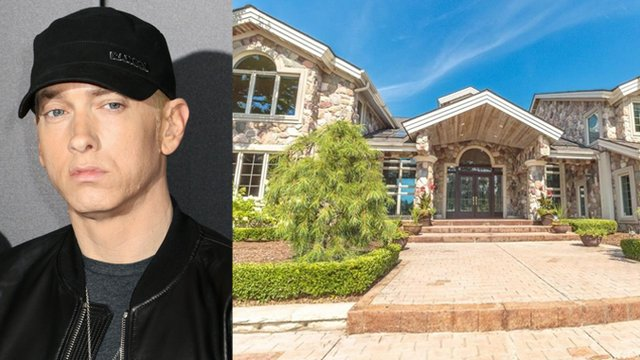 Eminem's Detroit Mansion Is Up For Sale And It's Not What You'd Expect Inside