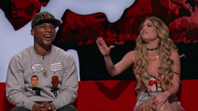 Ridiculousness Host Chanel 'West Coast' Loses Her Sh*t At Special Guest