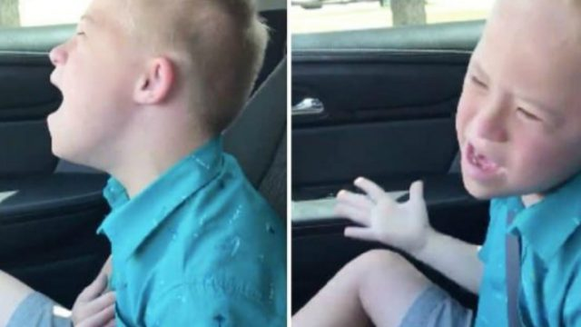 Kid With Down Syndrome Racks Up 25 Million Views Singing This Whitney Houston Classic