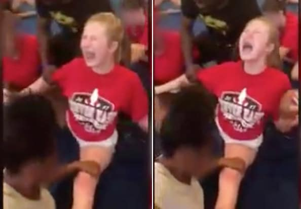 High School PE Teacher Fired After Shocking Video Of Screaming Girl Emerges