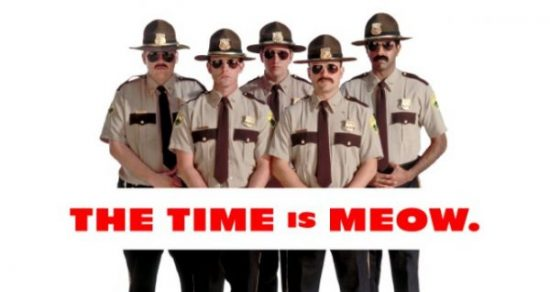 The Filming of Super Troopers 2 Has Finally Finished, You Can Get Excited Right Meow!