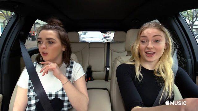 Game of Thrones Stars Impersonate Ned Stark in Hilarious Carpool Karaoke Video