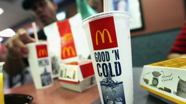 The Scientific Reason McDonald's Coke Tastes Better Than Any Other Fast Food Outlet