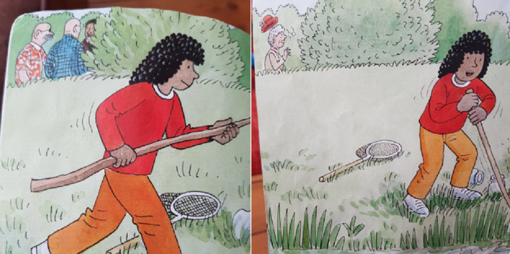 People Are Spotting Some Dodgy Sh*t Hidden In Children's Books
