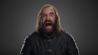 Mash Up Of Every Insult 'The Hound' Says on GoT Is F*&king Mint!