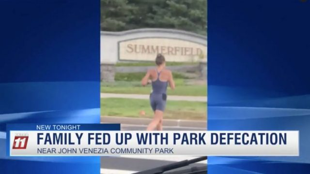 "A Female Jogger Dubbed The ""Mad Pooper"" Is Terrorizing Colorado Springs"