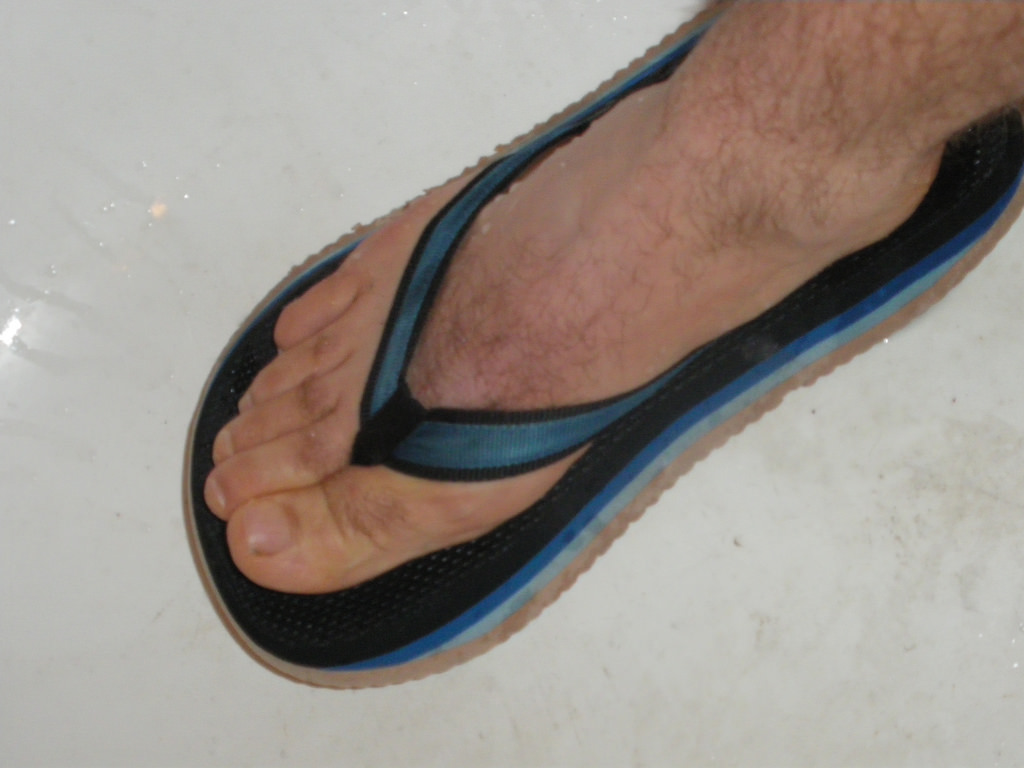 The original Surfer Joe. You could probably club a seal with one of these things. Not that you should. Credit: Asicssneakers/Flickr