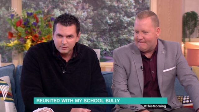 Millionaire Martial Artist Reunited With Former Bully On Live Television