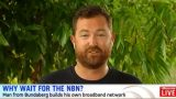 Bloke Gets Sick Of Australian NBN Internet, Builds His Own Broadband Network Instead