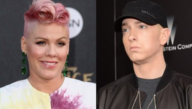 Pink Drunk-Emailed Eminem About Collaborating And Received a Priceless Reply