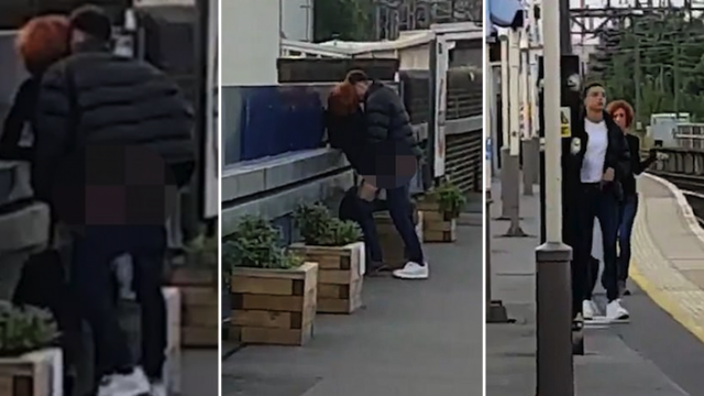Bloke Receives 60 Day Drinking Ban After Railway Station Sex Video Goes Viral