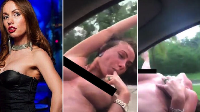 Topless Russian Tourist Dies After Leaning Out Of A Car Window For A Video