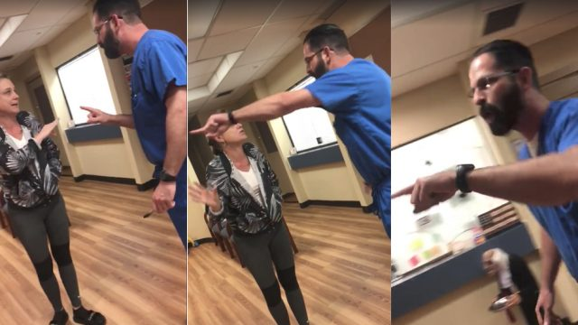 Doctor Reaches Breaking Point And Kicks Loud-Mouthed Patient Out of Practice