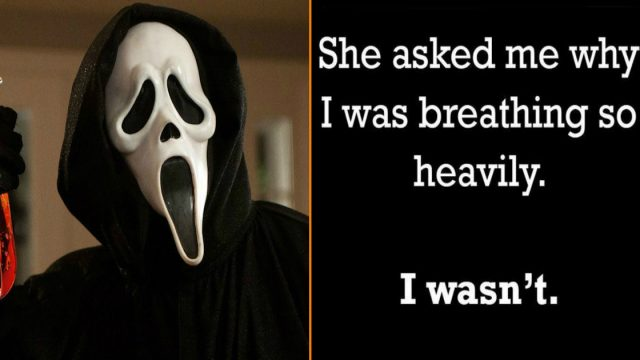 Halloween Special: Some of the Scariest Two Sentence Horror Stories Ever