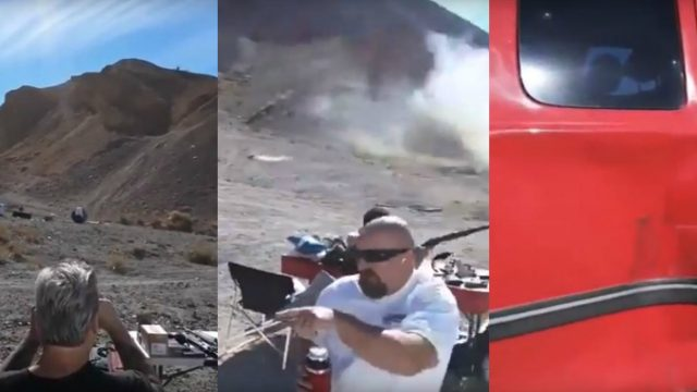 This Is How Things Can Almost Go REALLY Wrong At a Shooting Range