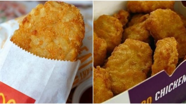Angry McNugget Lover Arrested After Ordering 200 Hash Browns