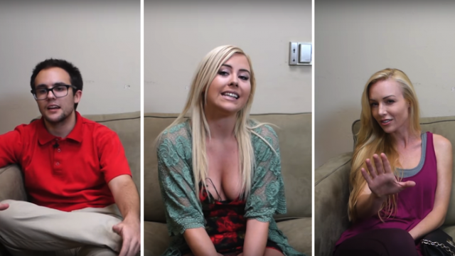 Bloke Sets Up Fake Porn Star Casting Couch Auditions, Results Are Incredible