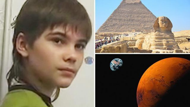 This Super Smart Russian Bloke Claims to be From Mars, And Has Proof