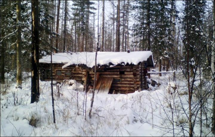The scene of the crime. Credit: Internal Ministry in Irkutsk region