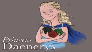 Mum Creates Child Friendly Story of Daenerys From Game of Thrones